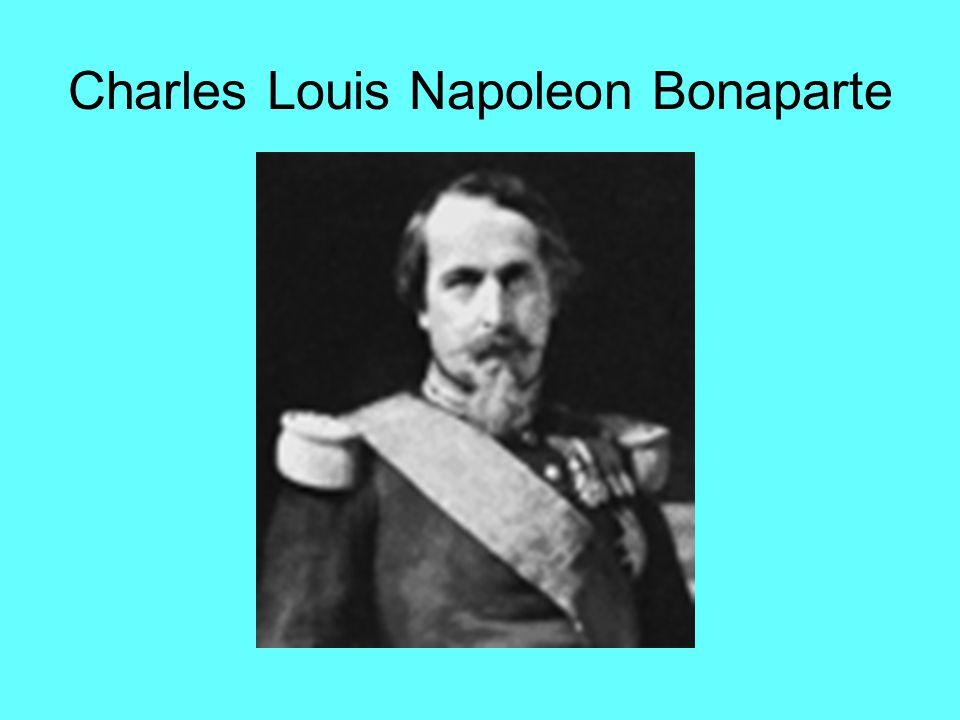 Charles Louis Napoleon Bonaparte