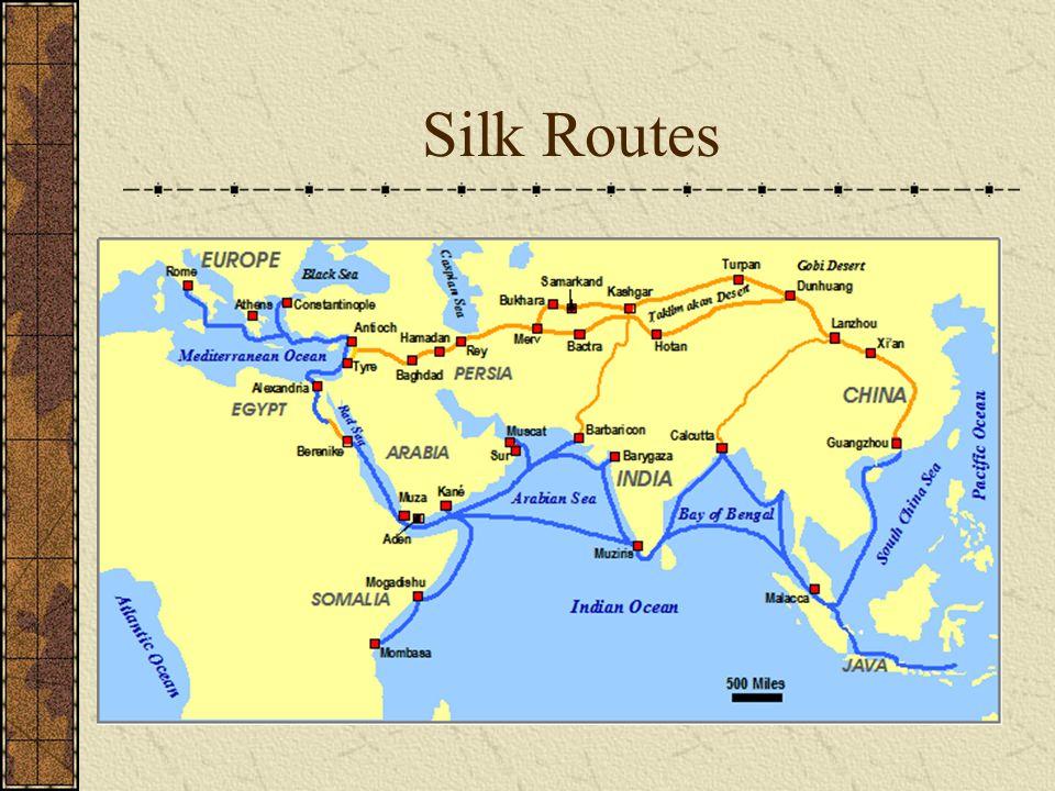 Silk Routes