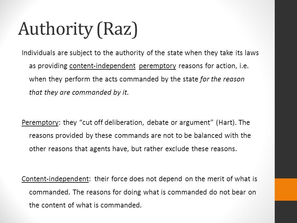 Authority (Raz)