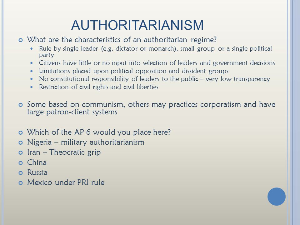 Sovereignty authority power ppt video online download for 6 characteristics of bureaucracy