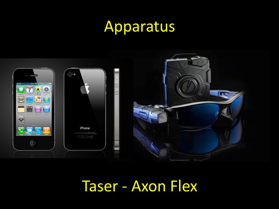 Apparatus Taser - Axon Flex