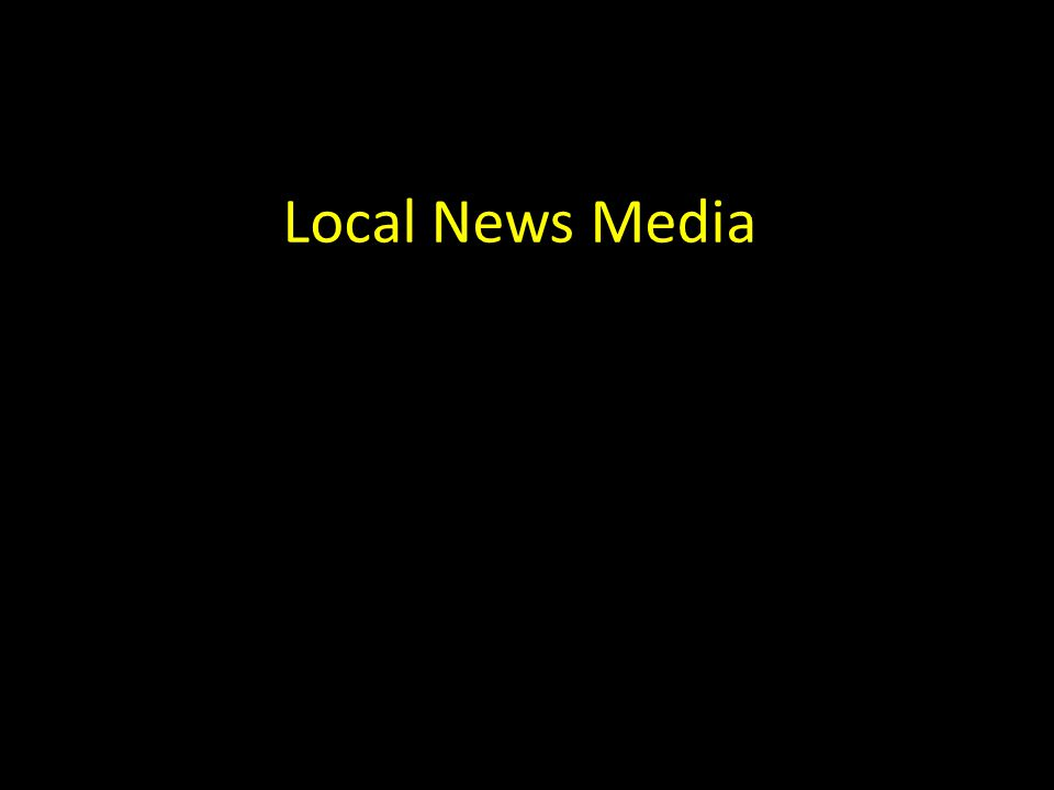 Local News Media