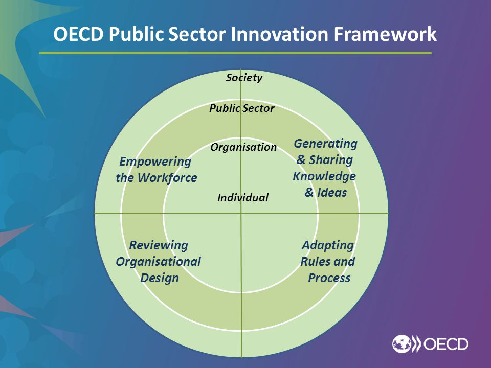 OECD Public Sector Innovation Framework