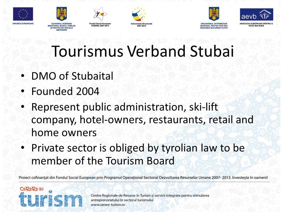 Tourismus Verband Stubai