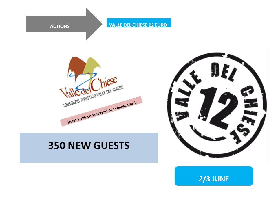 Hotel a 12€ un Weekend per conoscerci !