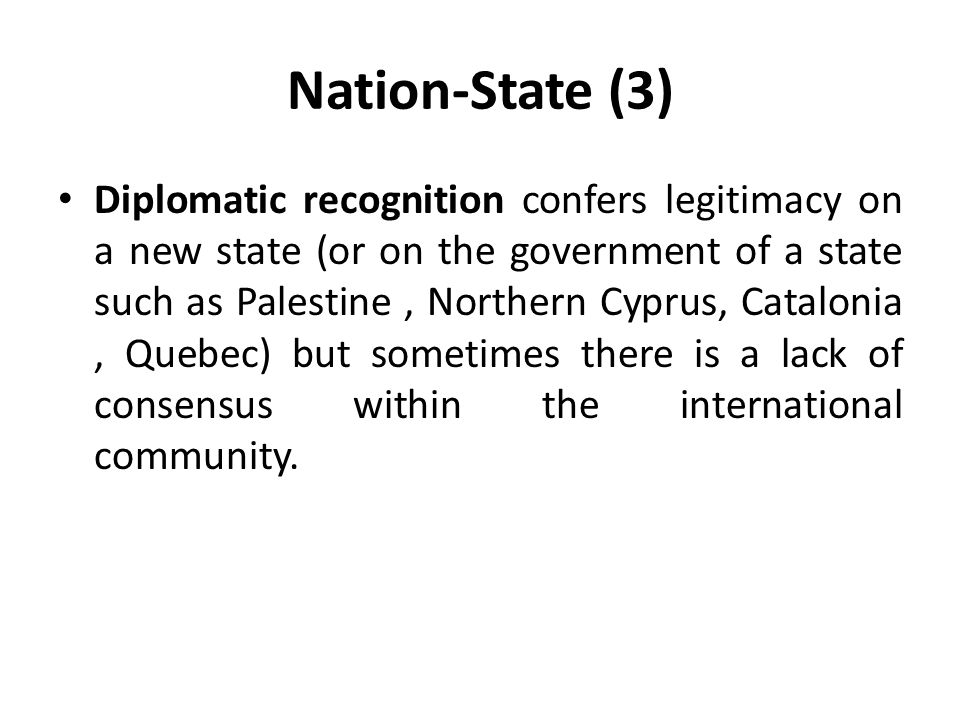Nation-State (3)