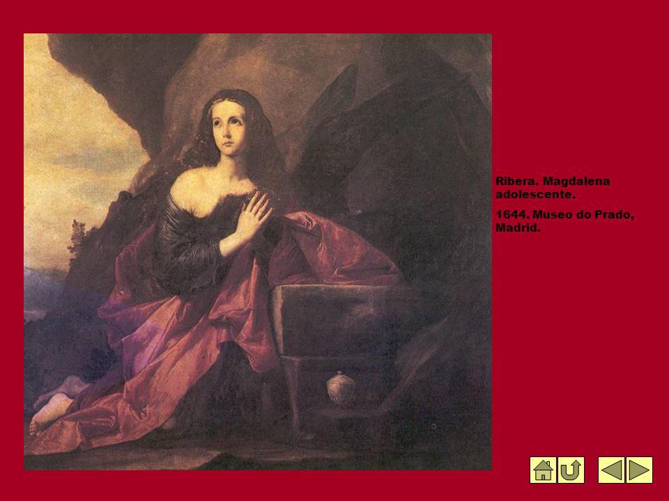 Ribera. Magdalena adolescente.