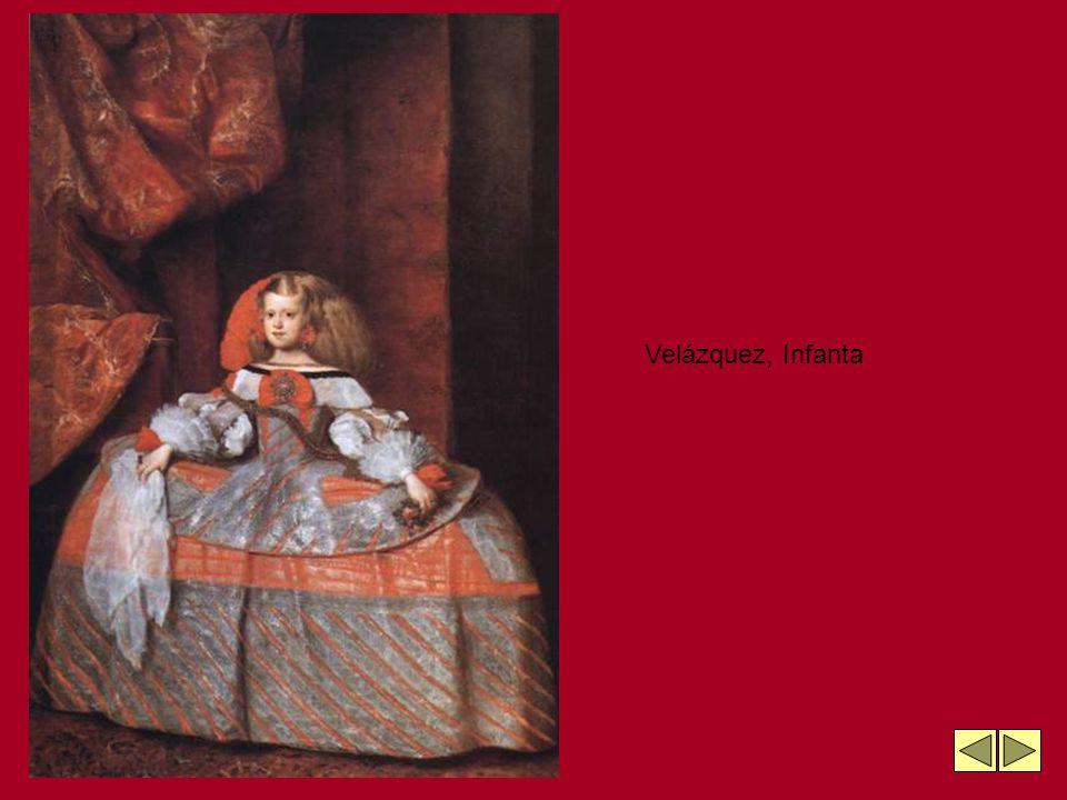 Velázquez, Infanta
