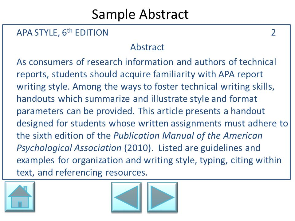 writing a lab report apa style Proper citation format  in text referencing when paraphrasing information from a source, proper you would write (bold lettering for emphasis only):.