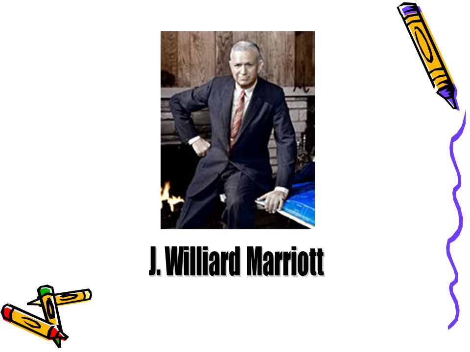 J. Williard Marriott