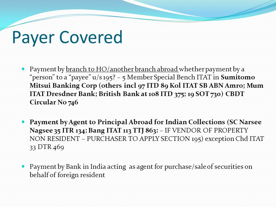 Payer Covered