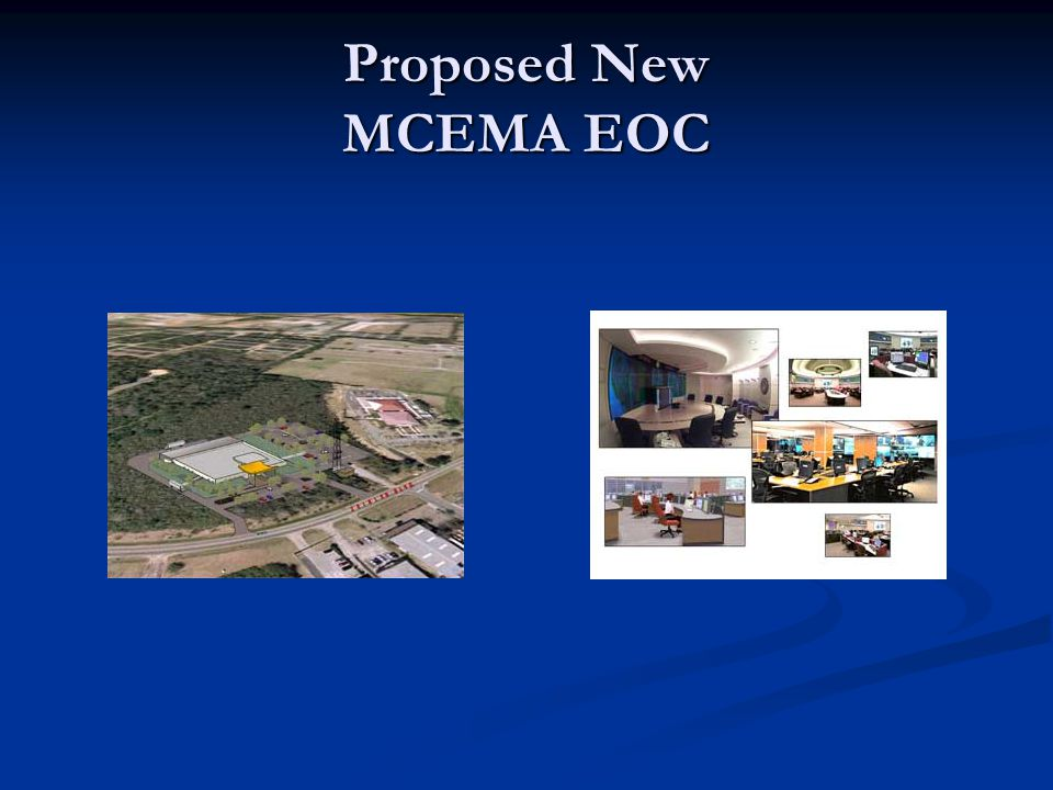 Proposed New MCEMA EOC
