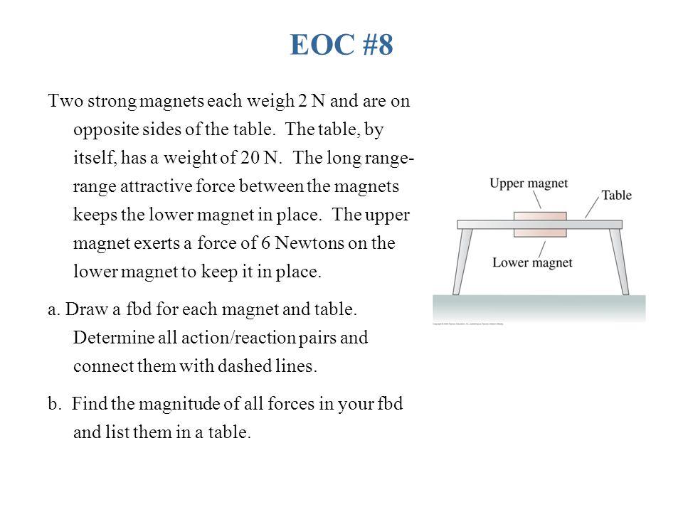 EOC #8