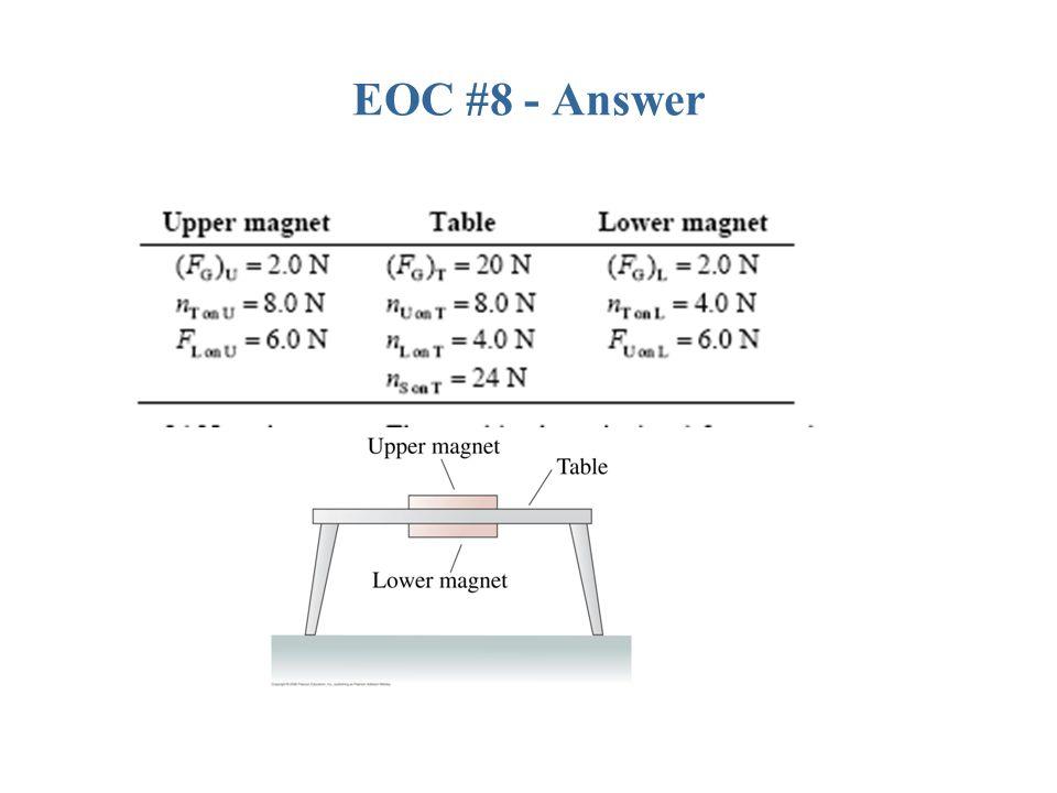 EOC #8 - Answer