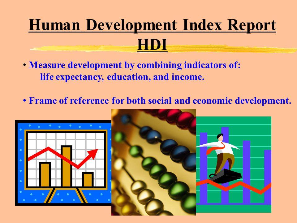 Human Development Index Report