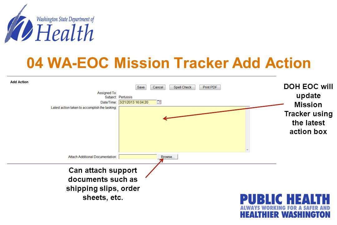 04 WA-EOC Mission Tracker Add Action