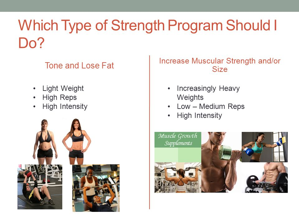 Which Type of Strength Program Should I Do