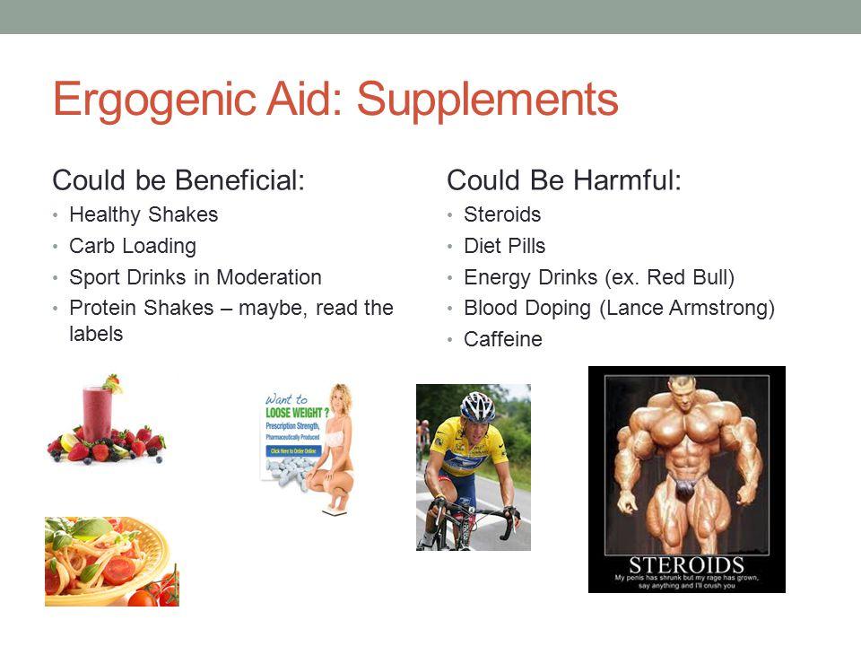 Ergogenic Aid: Supplements