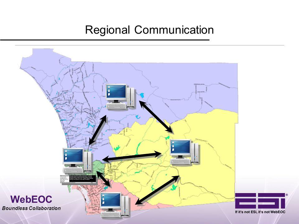Regional Communication