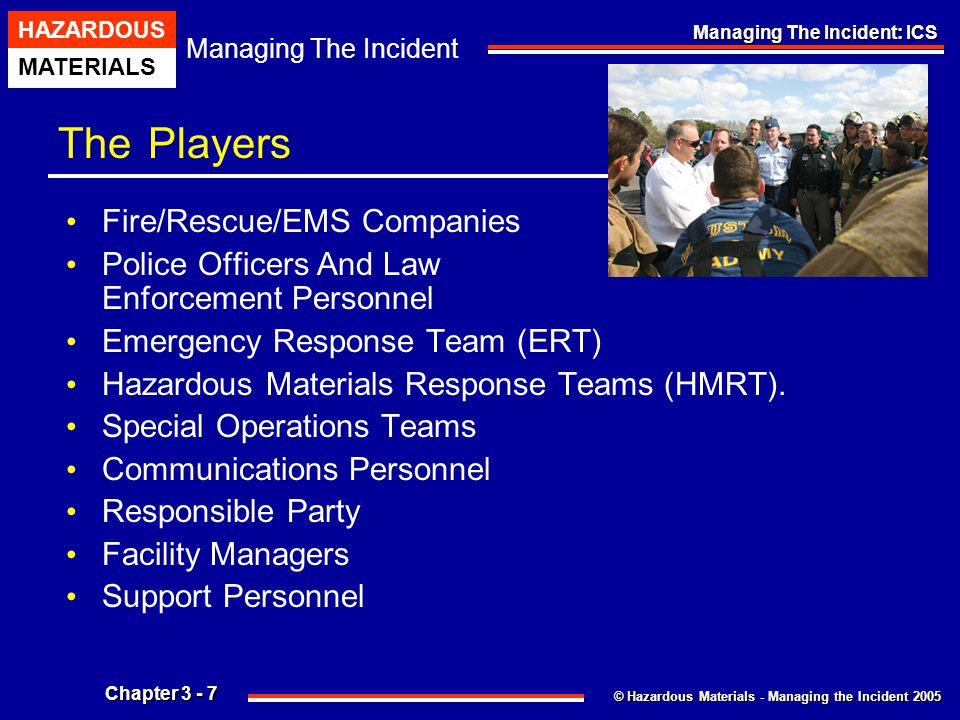 The Players Fire/Rescue/EMS Companies