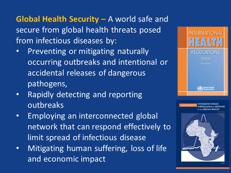 Rapidly detecting and reporting outbreaks