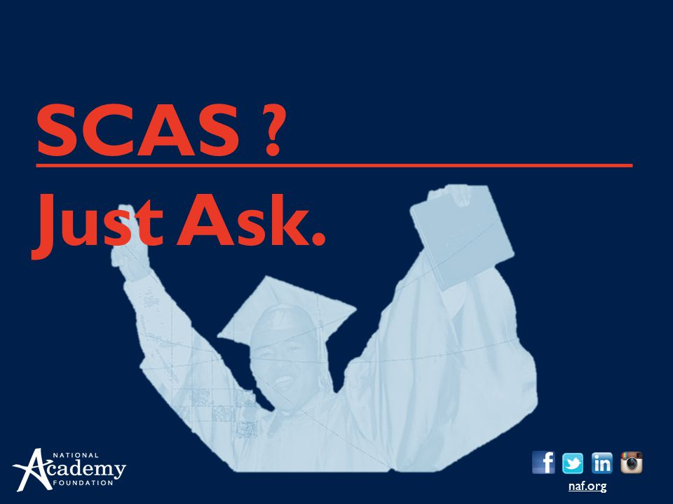 SCAS Just Ask. Kevin – Role Play -----