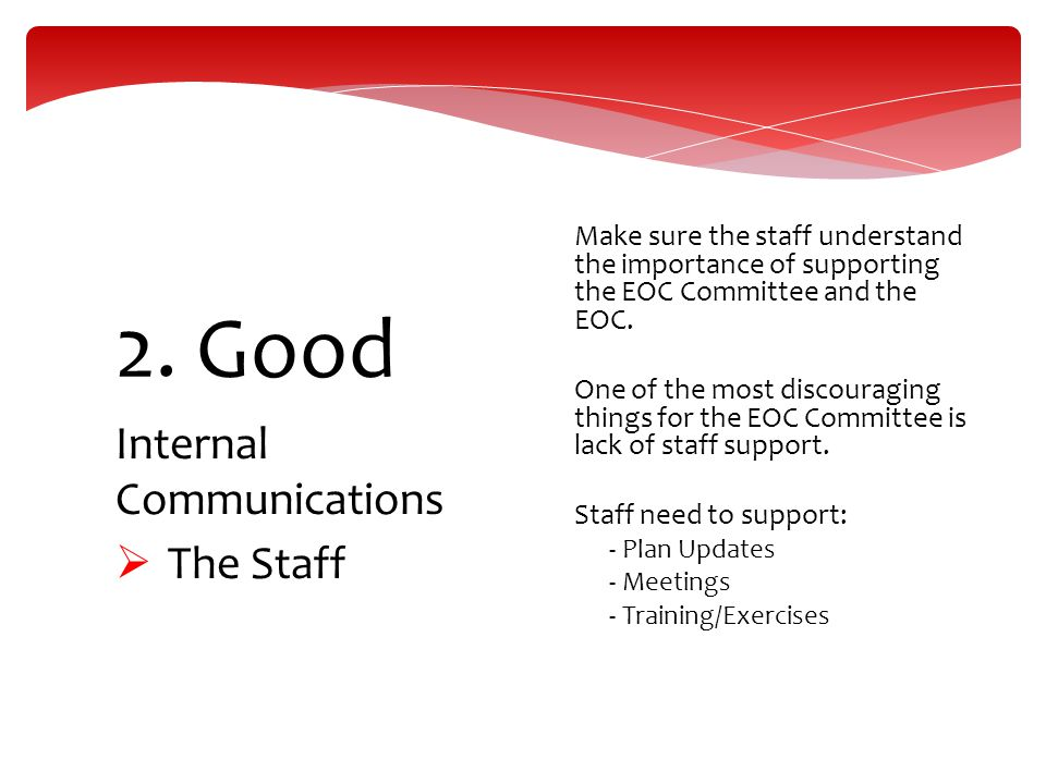 the importance of supportive communication Importance of organization culture a common platform where individuals work in unison to earn profits as well as a livelihood for themselves is called an organization a place where individuals realize the dream of making it big is called an organization.