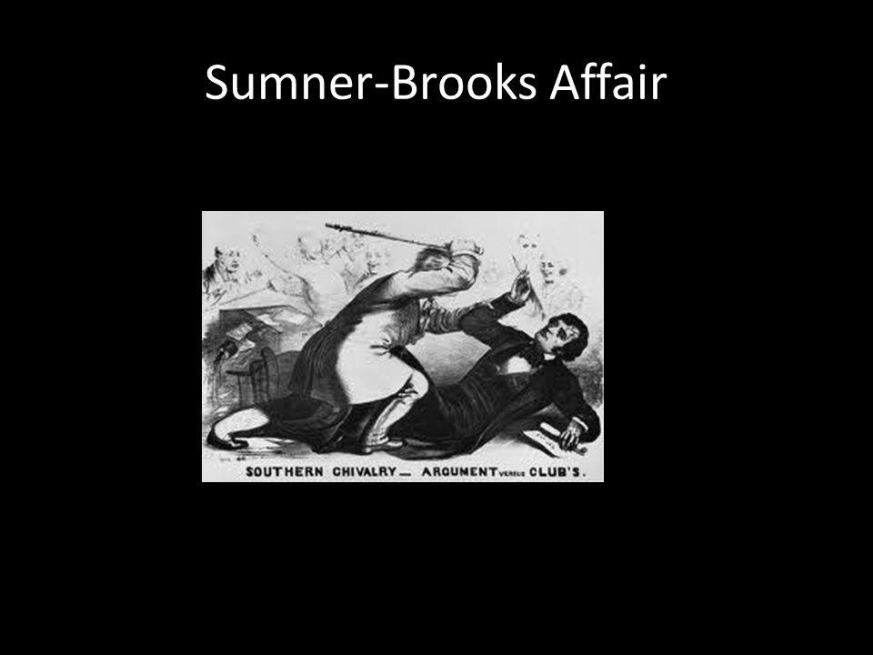 Sumner-Brooks Affair