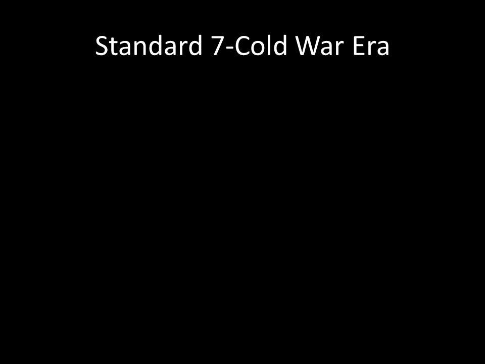 Standard 7-Cold War Era
