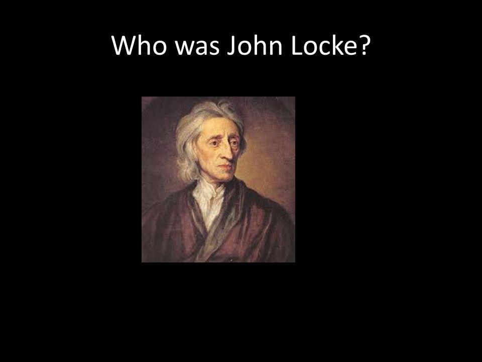 Who was John Locke