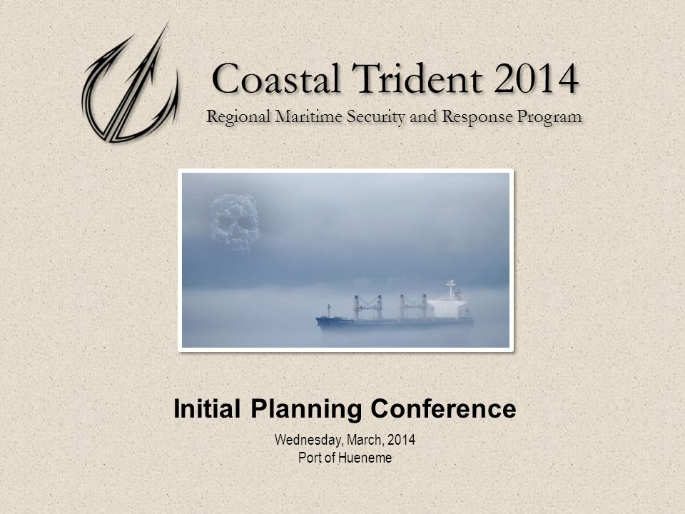 Initial Planning Conference