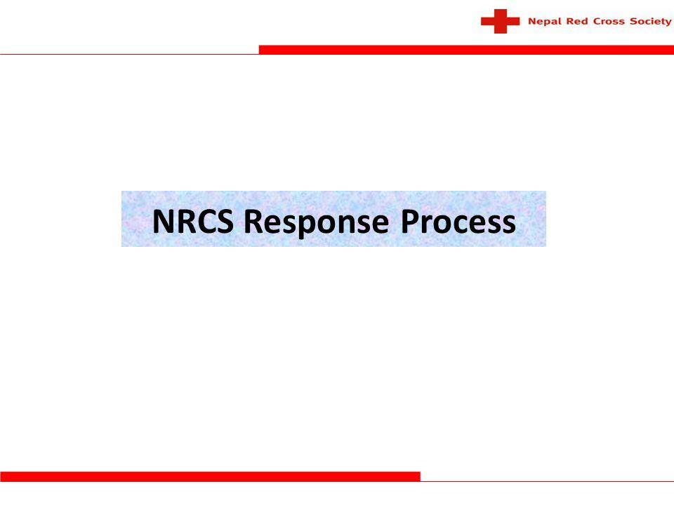 NRCS Response Process