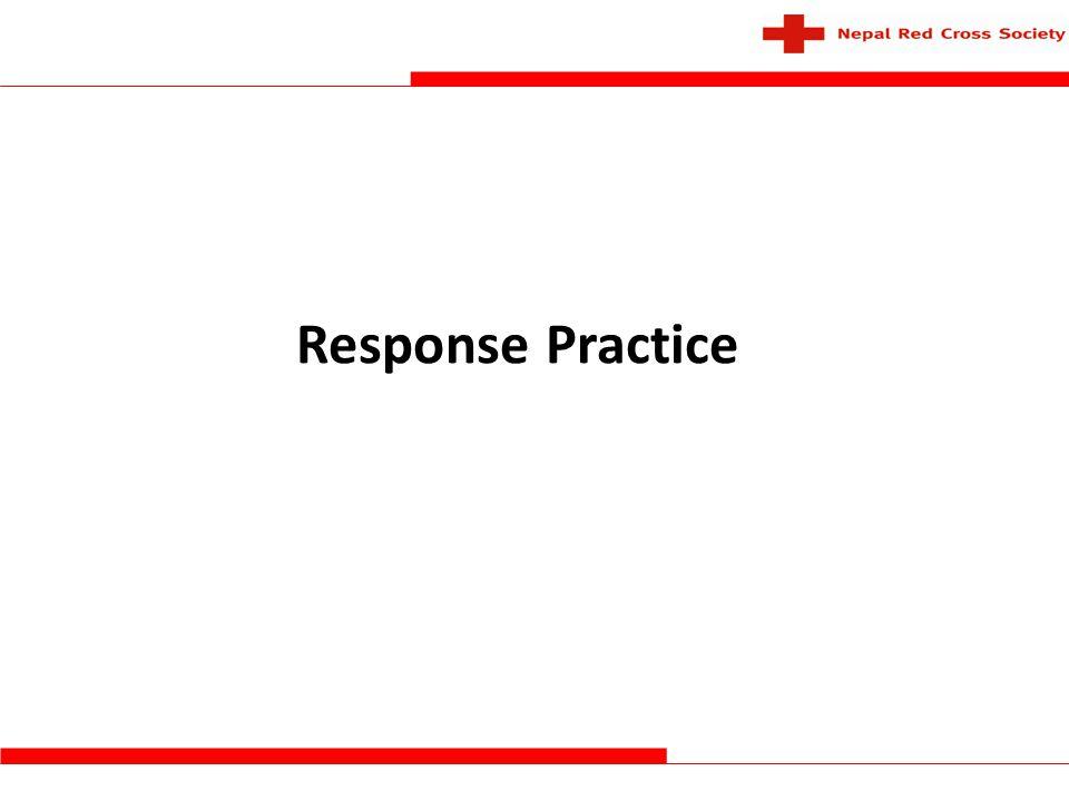 Response Practice