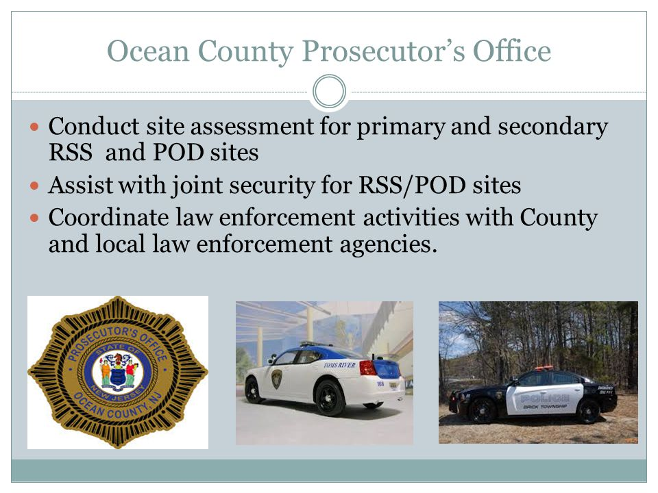 Ocean County Prosecutor's Office