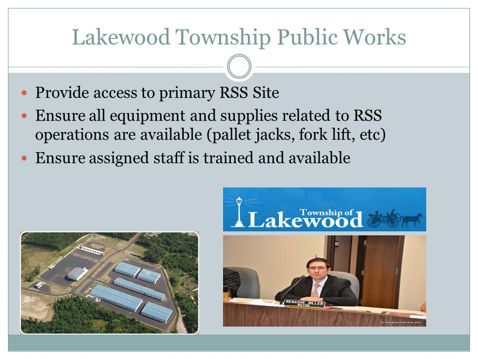 Lakewood Township Public Works