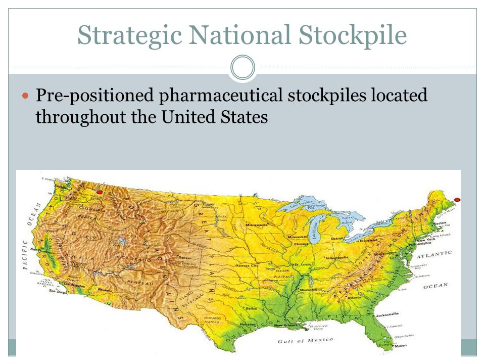 Strategic National Stockpile