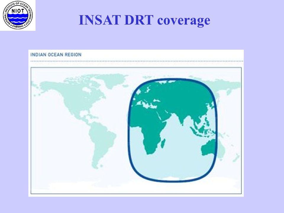 INSAT DRT coverage