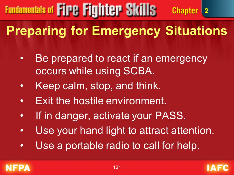 Preparing for Emergency Situations