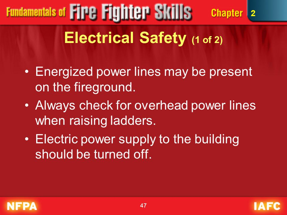 Electrical Safety (1 of 2)