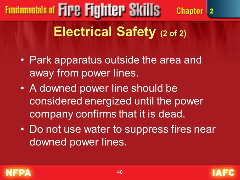 Electrical Safety (2 of 2)