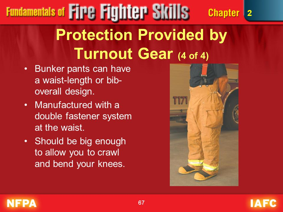 Protection Provided by Turnout Gear (4 of 4)