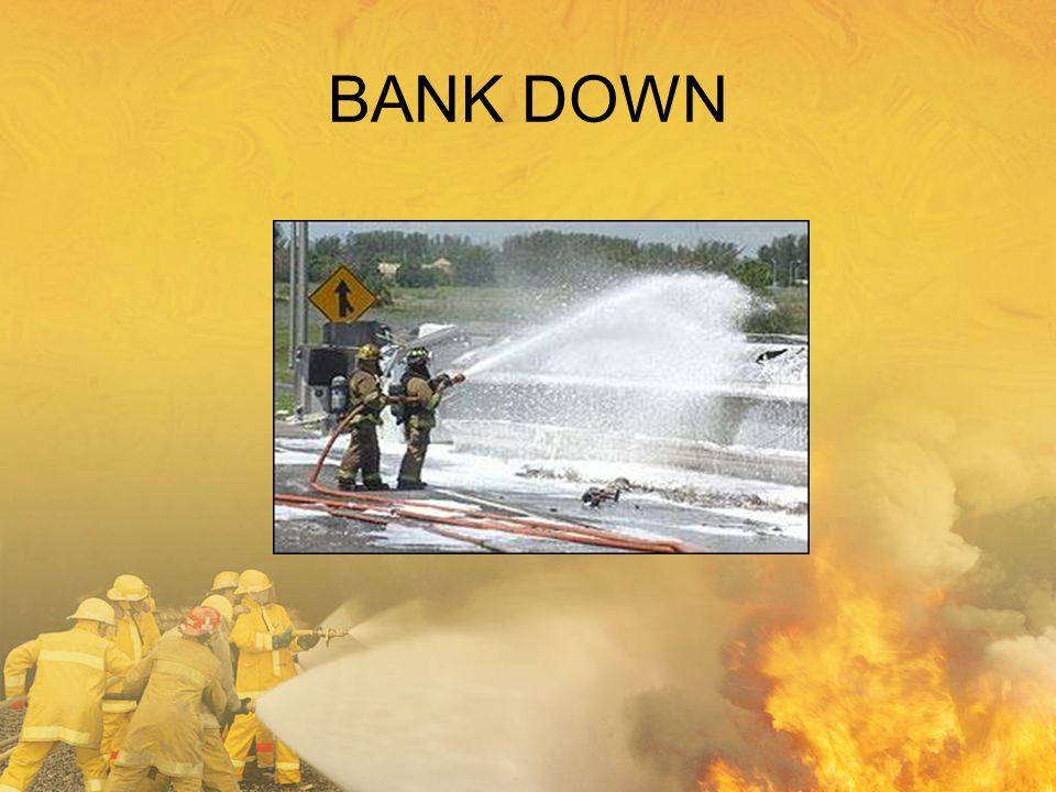 BANK DOWN