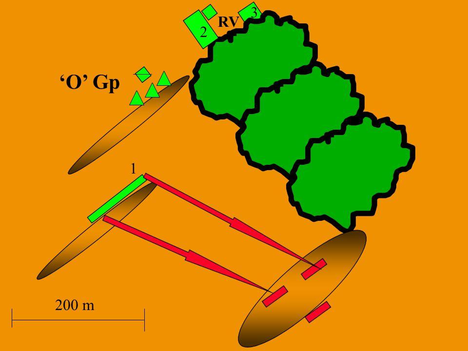 3 2 RV 'O' Gp 1 200 m