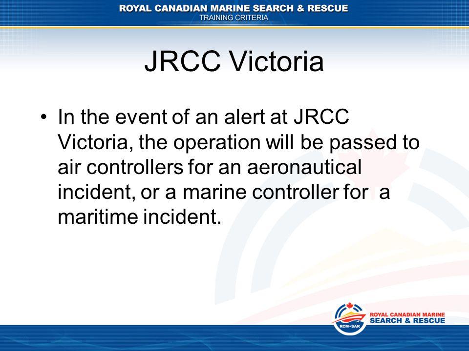 JRCC Victoria