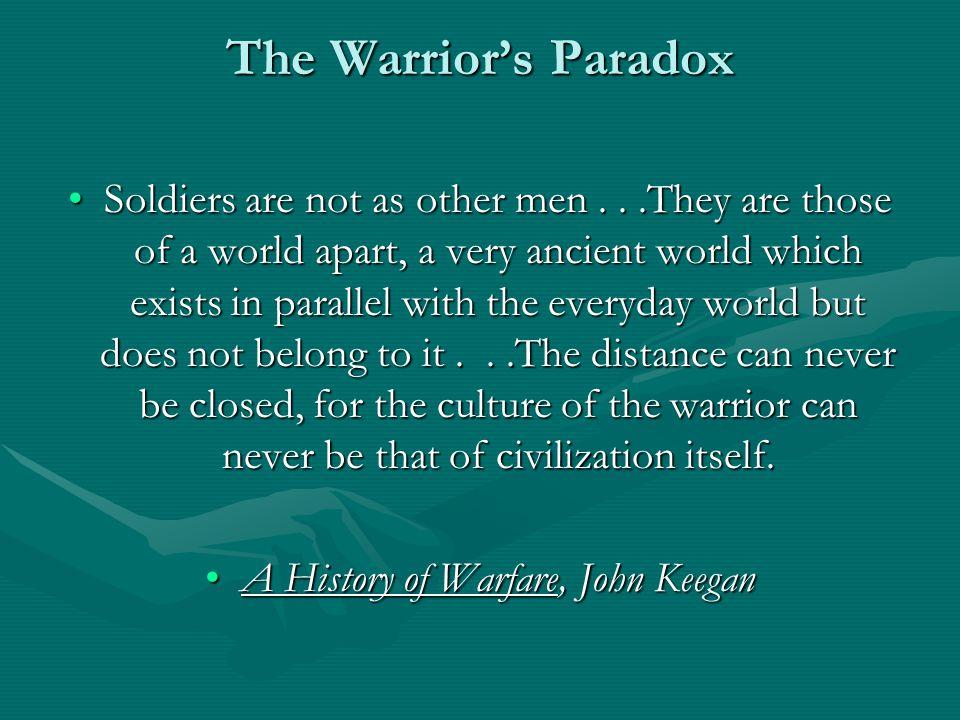 A History of Warfare, John Keegan