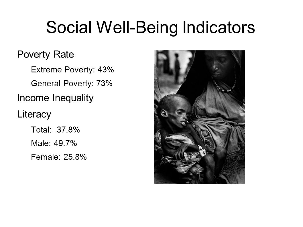 Social Well-Being Indicators