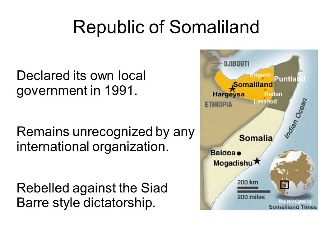 Republic of Somaliland