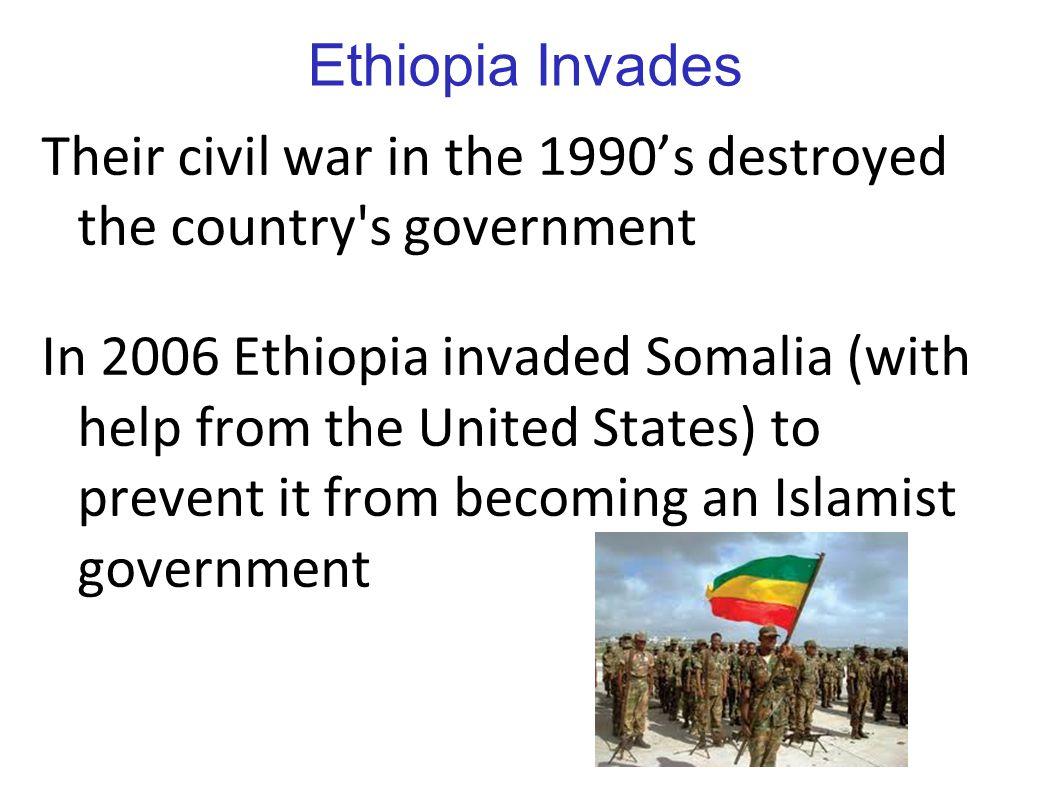 Ethiopia Invades