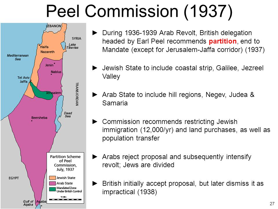 Peel Commission (1937)