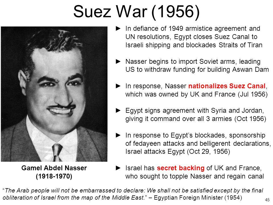 Suez War (1956)